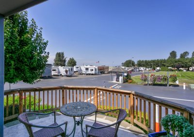 Relax at the Columbia Riverfront RV Park